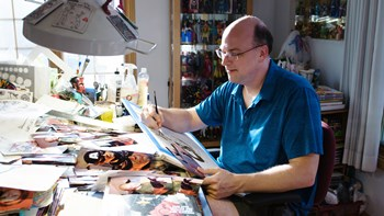 Alex_Ross_Working