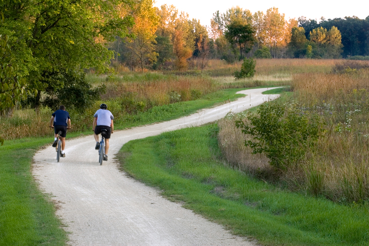Des Plaines River Trail And Greenway Your Preserves