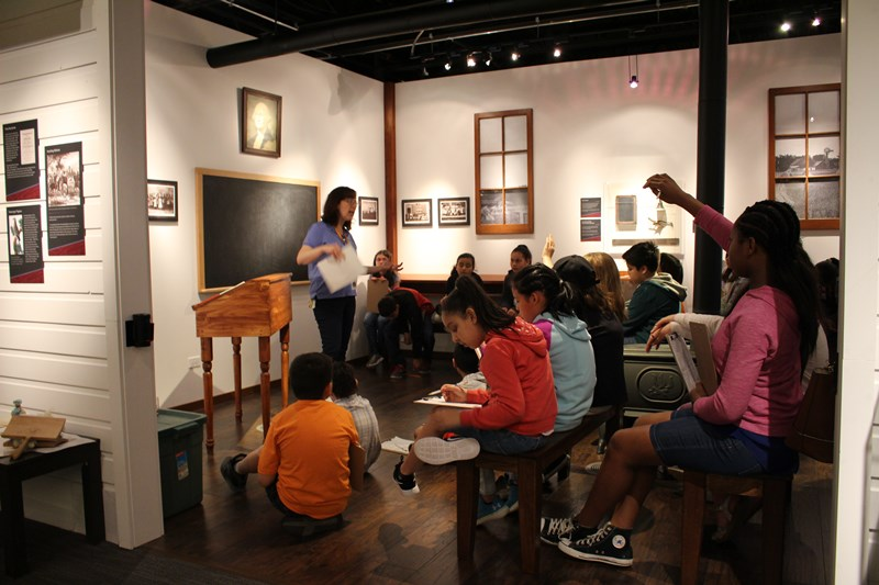Teaching in the Museum